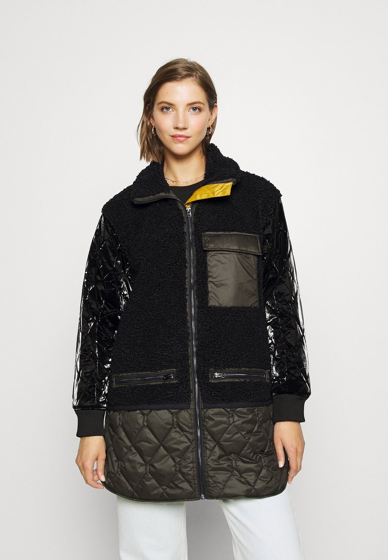 G-Star - QUILTED LINER - Winter coat - mazarine blue