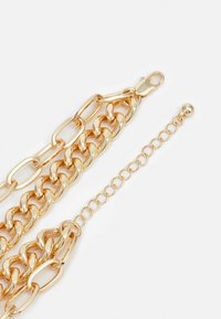Pieces - PCAROMA COMBI NECKLACE - Necklace - gold-coloured - 1