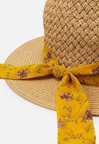 Anna Field - Hat - beige/mustard yellow - 3