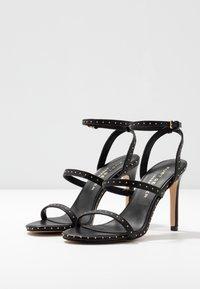 Kurt Geiger London - PORTIA - High heeled sandals - black - 4