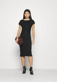 Anna Field - Shift dress - black - 1