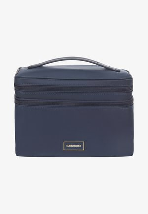 KARISSA  - Wash bag - dark navy