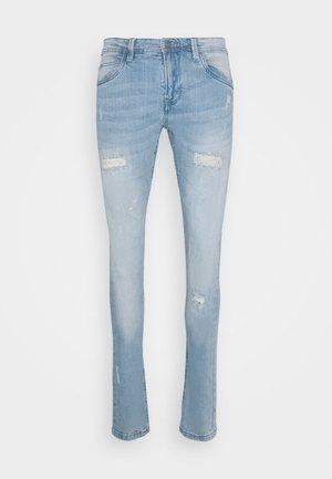 PALMDALE - Slim fit -farkut - bleed blue