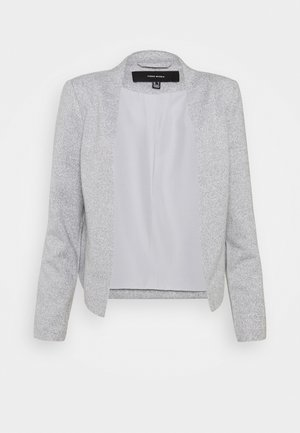 VMJANEY - Blazer - light grey melange