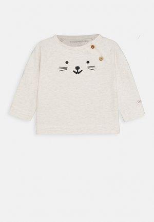 ARLINGTON - Camiseta de manga larga - oatmeal