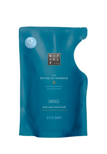 THE RITUAL OF HAMMAM REFILL HAND WASH - Liquid soap - -
