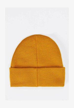 Gorro - yellow