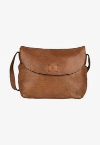 Harold's - Across body bag - cognac - 1