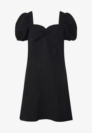 TELMA DRESS - Day dress - black