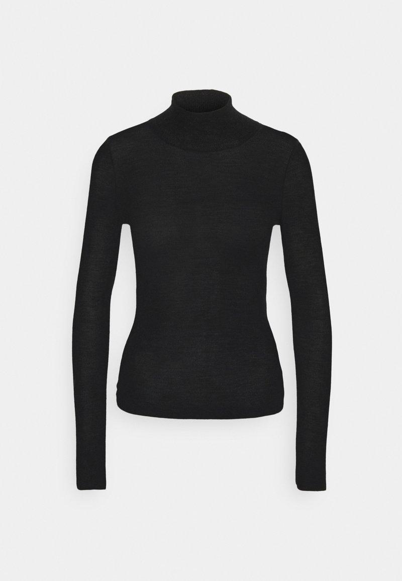 Miss Sixty - Long sleeved top - black