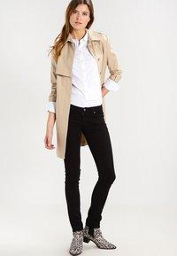 Mos Mosh - TILDA - Button-down blouse - white - 1