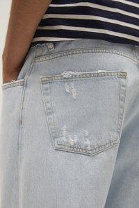 PULL&BEAR - Straight leg jeans - blue - 5