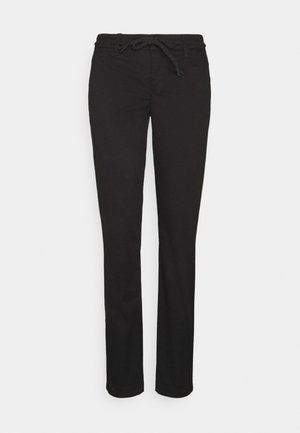 ONLEVELYN ANKLE CHINO PANT  - Pantalones - black
