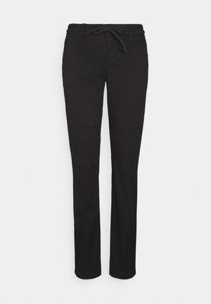 ONLEVELYN ANKLE CHINO PANT  - Bukse - black