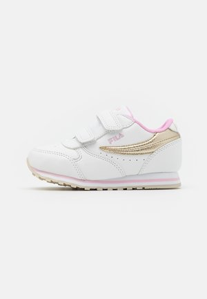 ORBIT INFANTS - Sneaker low - white/gold
