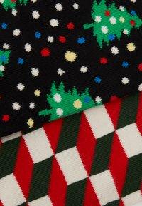 Happy Socks - HOLIDAY SOCKS GIFT SET 2 PACK - Socks - multi - 2