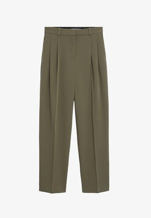 ISABEL - Trousers - kaki