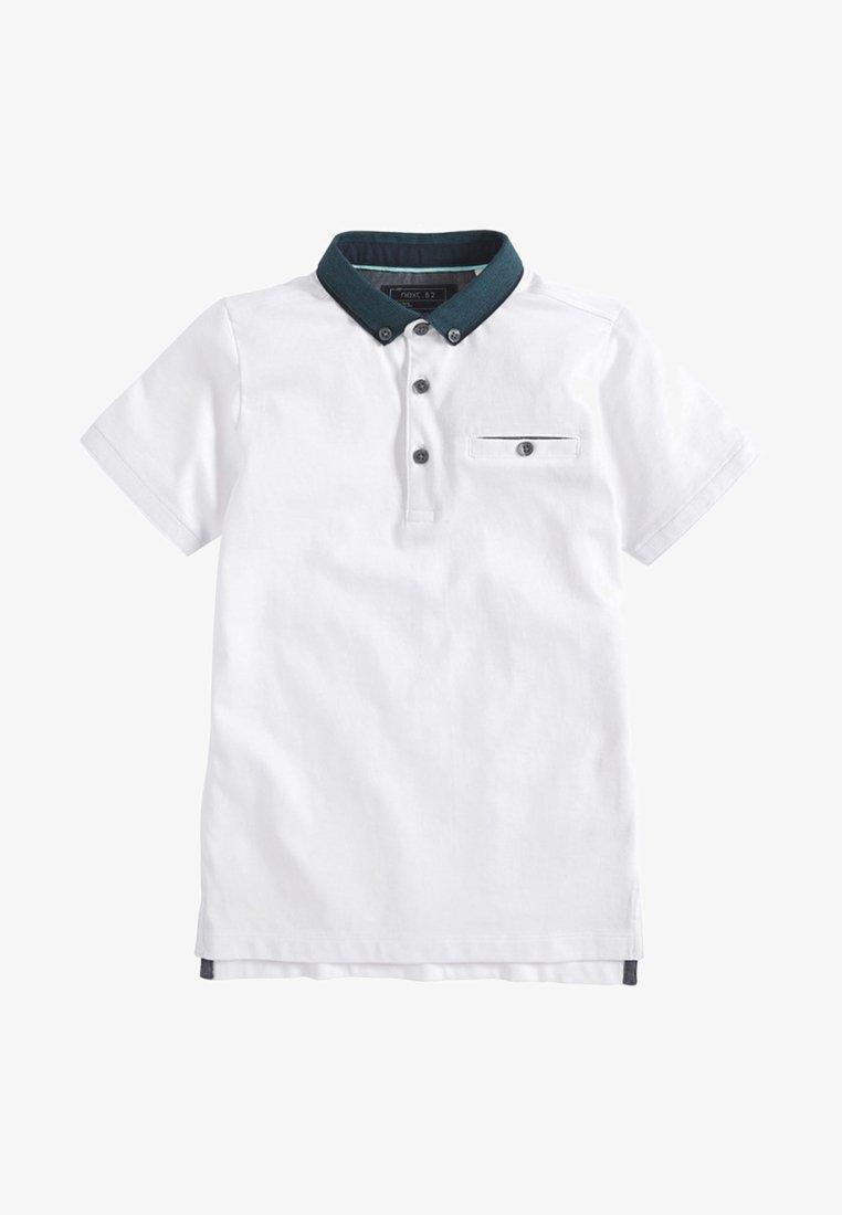 Next - Poloshirt - white