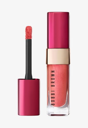 LUXE LIQUID LIP RICH METAL - Liquid lipstick - pink crystal