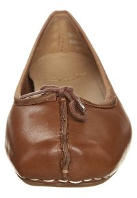 Clarks Unstructured - FRECKLE ICE - Ballet pumps - dark brown - 5