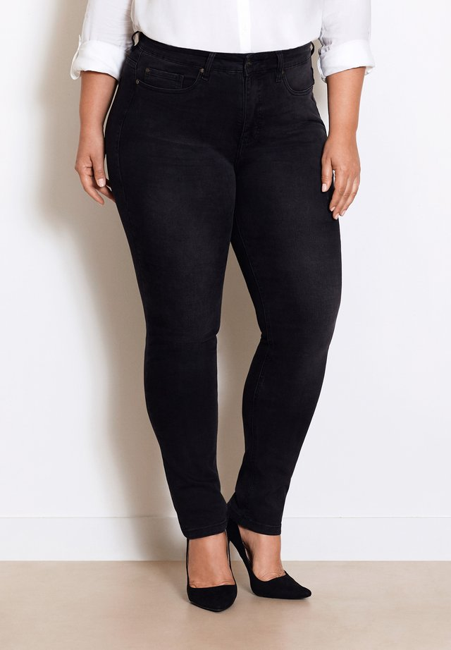 IRI - Slim fit jeans - jet black