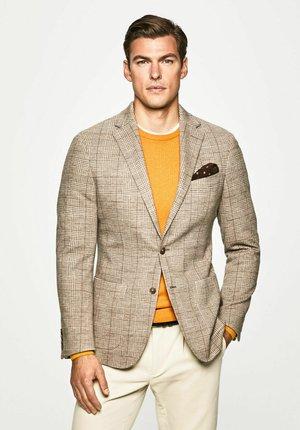 POW  - Blazer jacket - beige