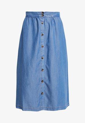 BELONIA - A-line skirt - stone wash