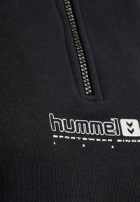 Hummel - HMLLGC NIKKA CROPPED - Strikpullover /Striktrøjer - black - 5