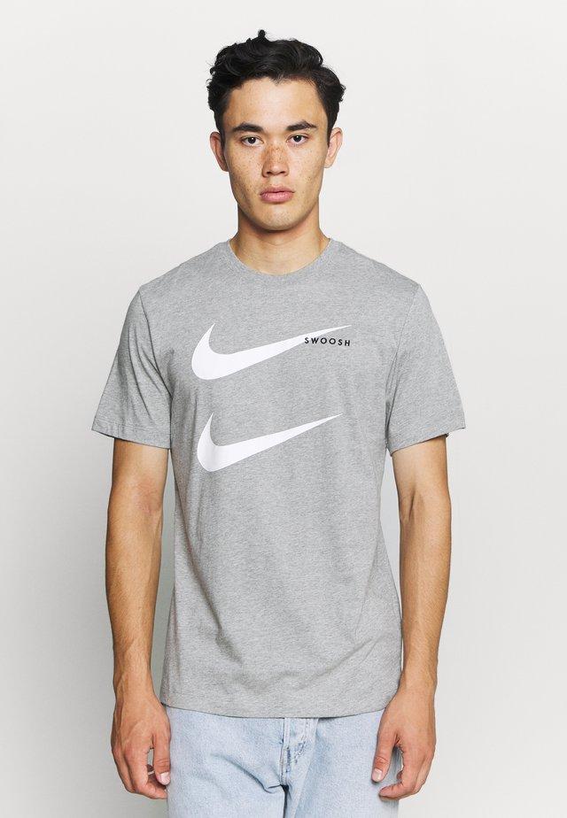TEE - T-shirt imprimé - grey