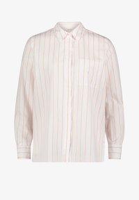 Cartoon - CASUAL - Button-down blouse - weiß/rot - 0