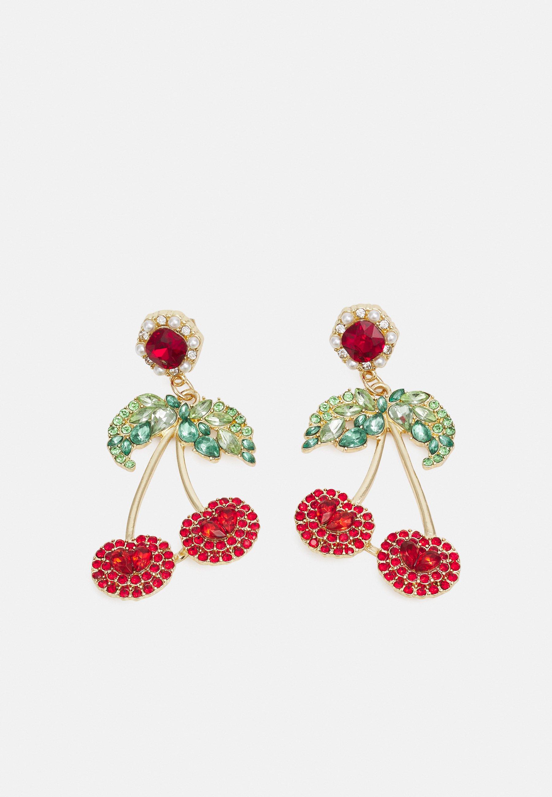 Women PCCHERRY EARRINGS - Earrings