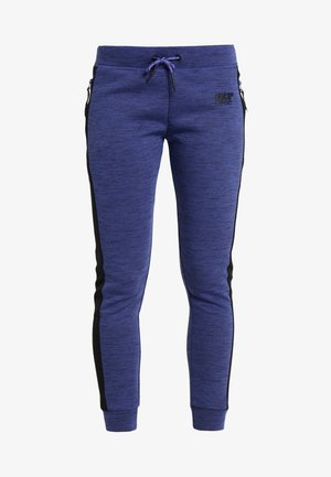 CORE GYM TECH LOOSE - Pantalones deportivos - electric blue