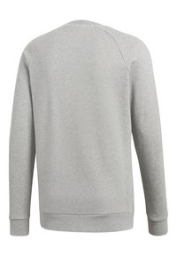 adidas Originals - TREFOIL CREW UNISEX - Collegepaita - medium grey heather - 1