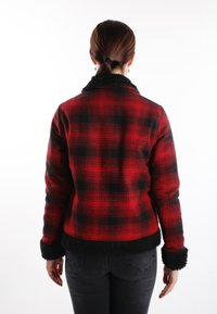 Felix Hardy - Light jacket - red-black - 1