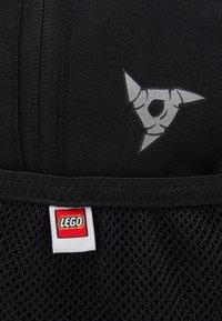 Lego Bags - RASMUSSEN KINDERGARTEN BACKPACK UNISEX - Reppu - black/multi-coloured - 3
