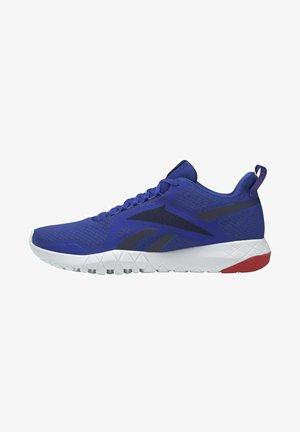 FLEXAGON FORCE - Sneakersy niskie - blue