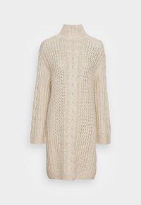 Marc O'Polo - DRESS - Jumper dress - chalky sand melange - 3
