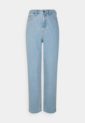 STELLA TAPERED - Relaxed fit jeans - light alton