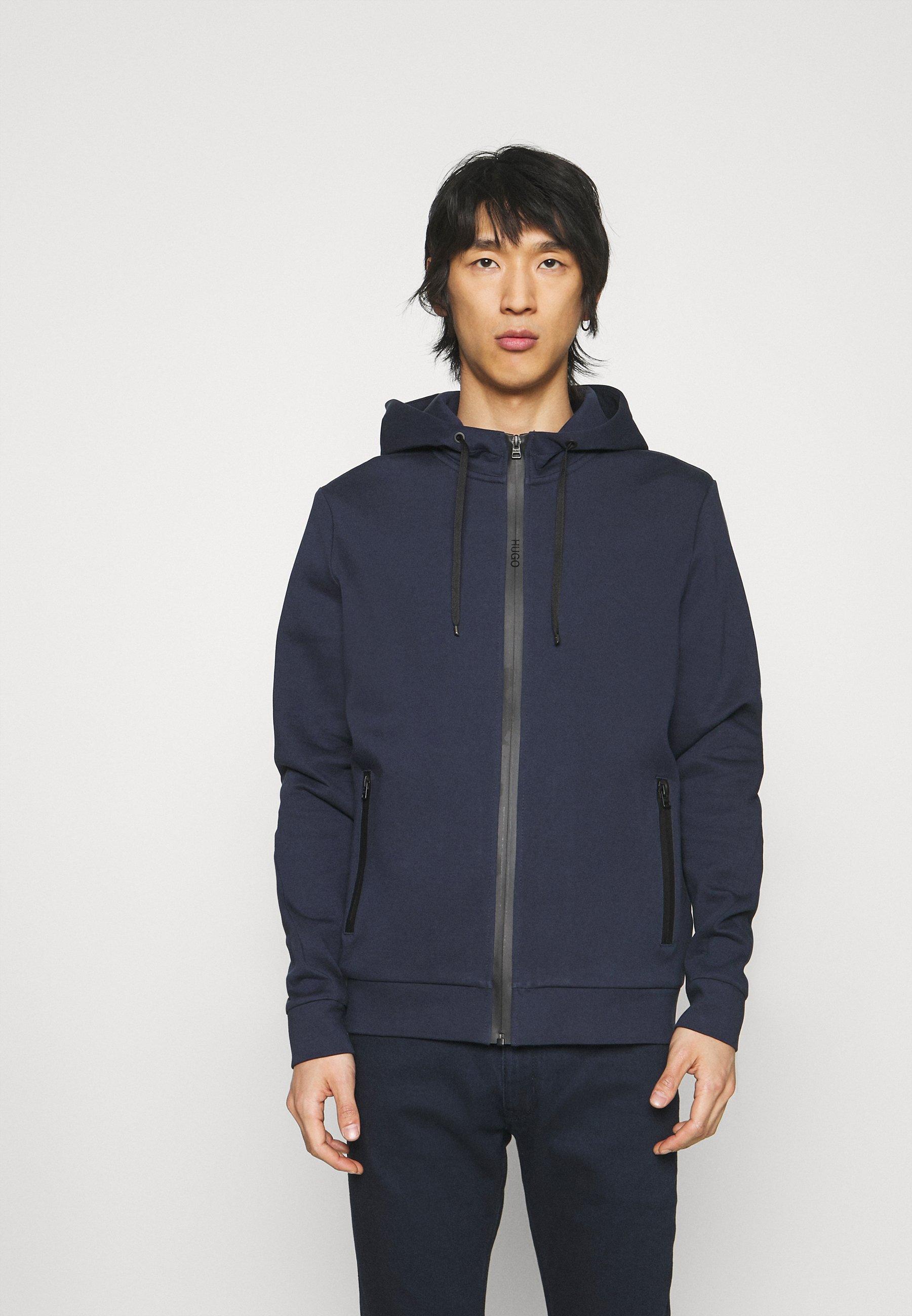 Men DURDIE - Zip-up sweatshirt
