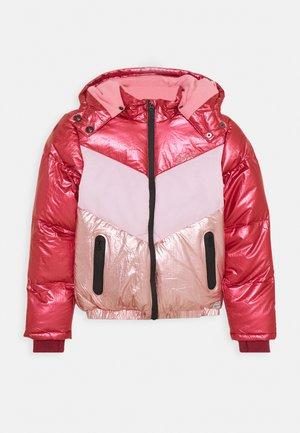 JOY - Winter jacket - rose