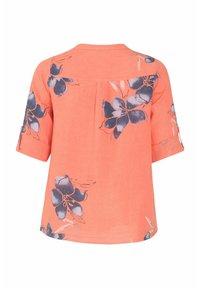 Paprika - Button-down blouse - coral - 6