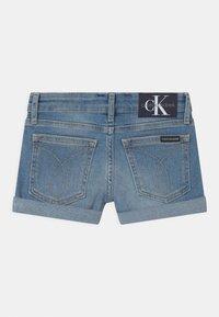 Calvin Klein Jeans - SLIM - Denim shorts - denim - 1