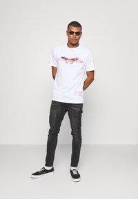 Alessandro Zavetti - VENICE SUPERSLIM - Jeans Skinny Fit - black wash - 1