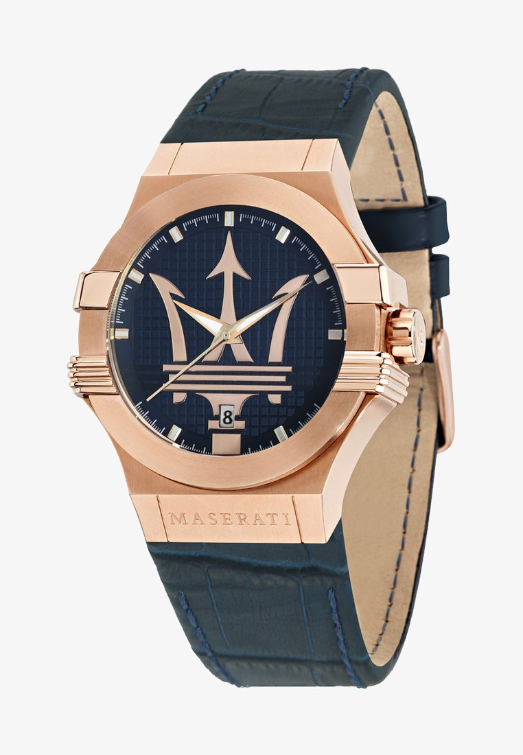 Maserati - Watch - rose gold-coloured