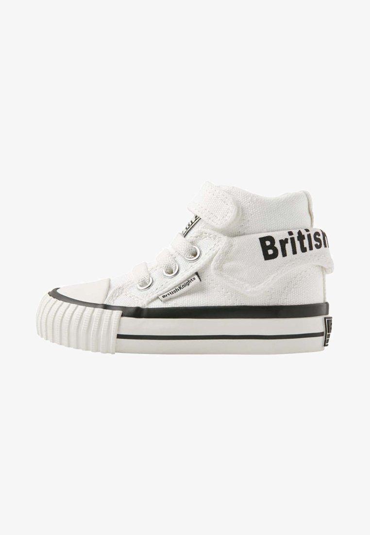 British Knights - ROCO  - Vysoké tenisky - white