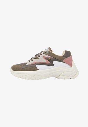 GALAXY - Sneakersy niskie - taupe beige old pink