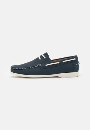 Boat shoes - dark blue