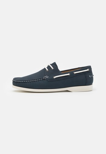 Scarpe da barca - dark blue
