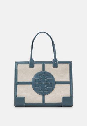 ELLA QUADRANT TOTE - Tote bag - natural/brunnera
