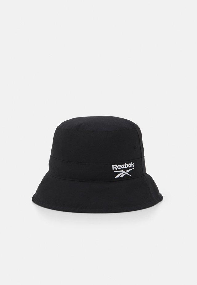 BUCKET HAT - Cappello - black